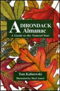 Adirondack Almanac: A Guide to the Natural Year (1999)