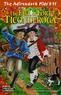 The Adirondack Kids� #11: The Fall of Fort Ticonderoga (2011)