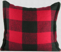 Balsam Pillow - 7x8 - Buffalo Plaid