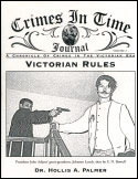Crimes in Time Journal Volume 2: Victorian Rules (2002)