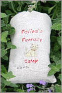 Feline&#039;s Fantasy Catnip Sachet