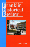 Franklin Historical Review, Collection #3, Vols. 11-15 (2007)
