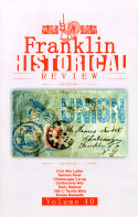 Franklin Historical Review #40 (2005)