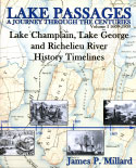 Lake Passages: A Journey Through the Centuries, Volume I: 1609-1909 (2007)