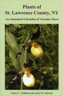 Plants of St. Lawrence County, NY: An Annotated Checklist of Vascular Flora (2010)